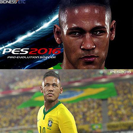 بازی اورجینال PES 2016