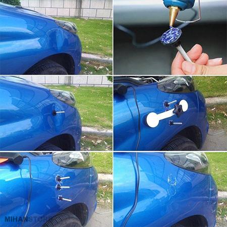 دستگاه صافکاری جادویی خودرو