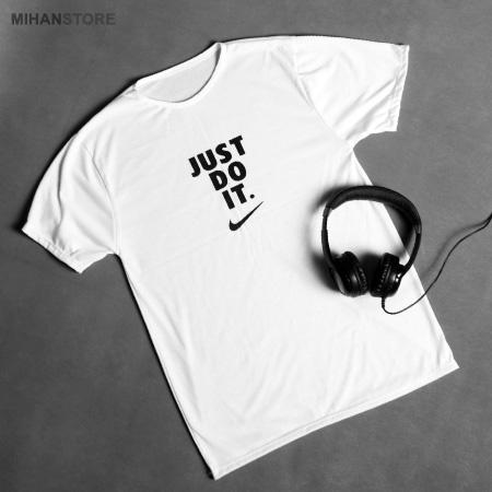 ست تی شرت و شلوارک Just Do It