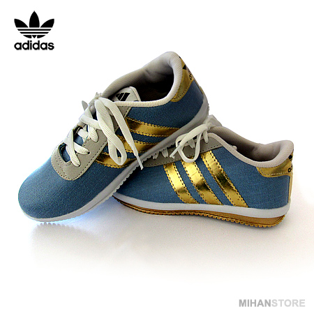 کفش دخترانه Adidas مدل Denim