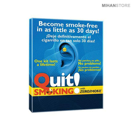 کیت ترک سیگار Zero Smoke