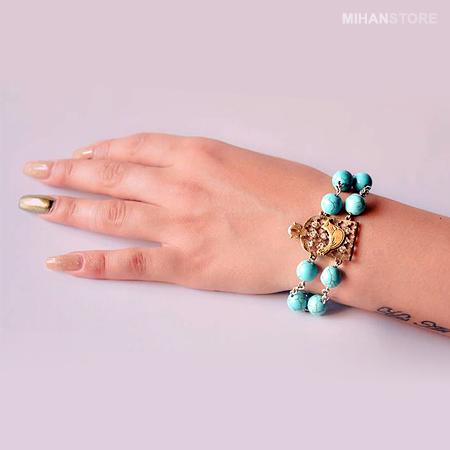 دستبند مرغ آمين - طرح شهرزاد 2