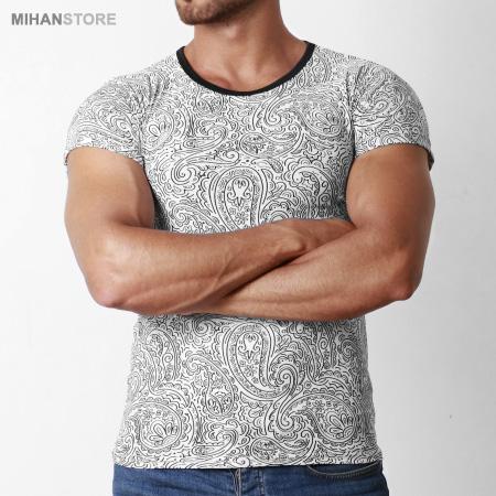تی شرت مردانه هاوایی طرح Florida