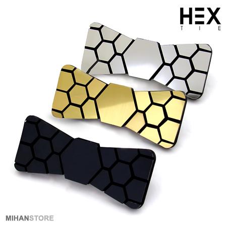 پاپیون سه بعدی Hex